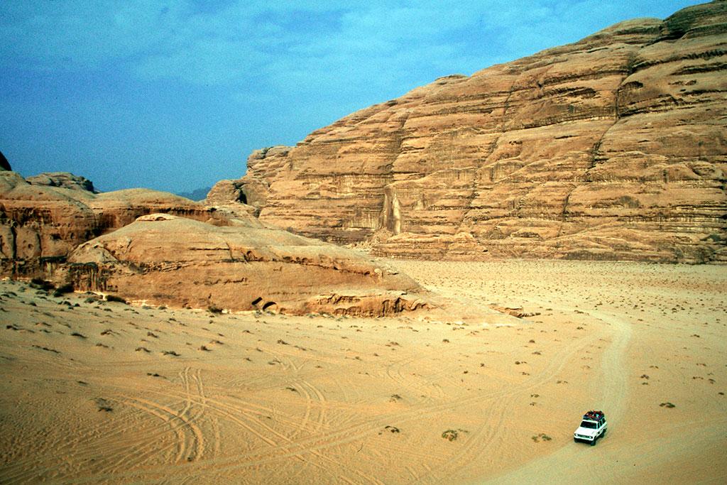 deserto amarelo wadi rum