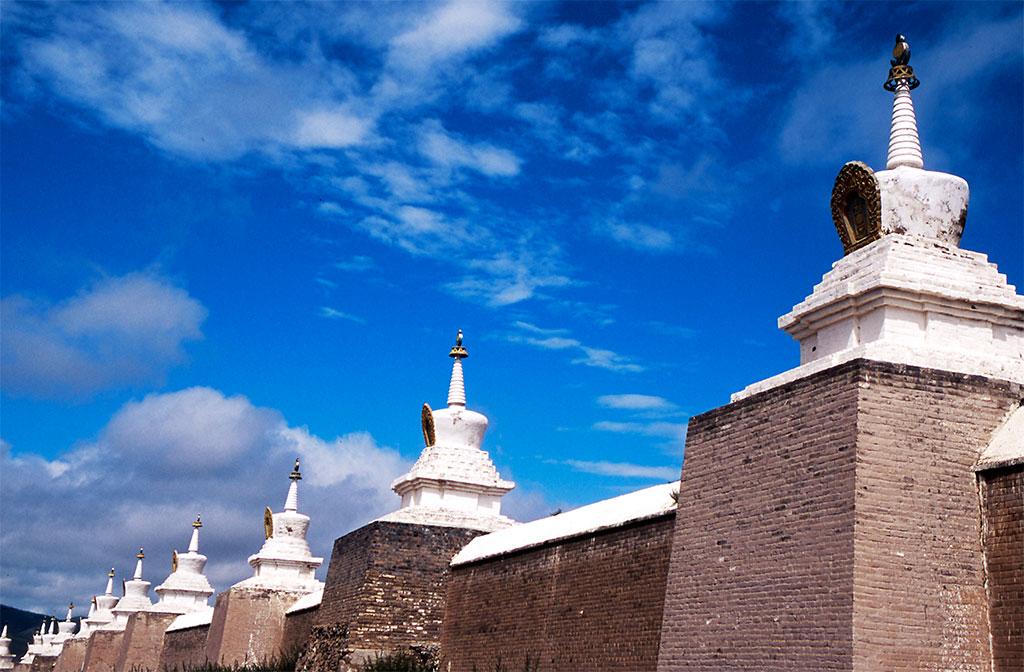 mosteiro de Erdene Zuu