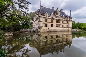 castelo Azay-le-Rideau