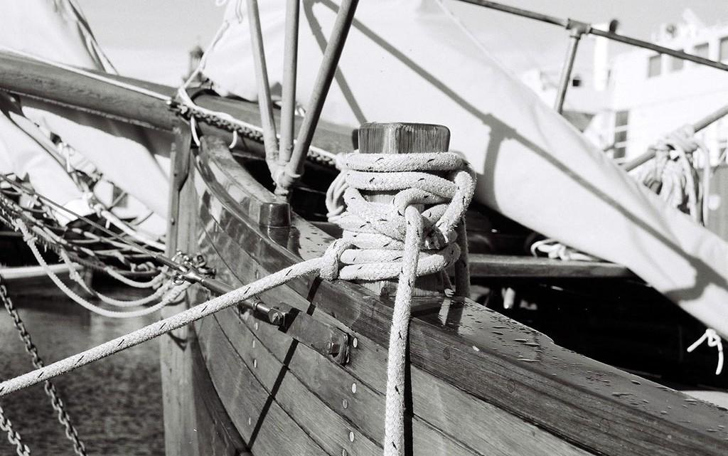 cordas de barco
