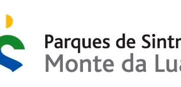 logótipo Parques de Sintra Monte da Lua