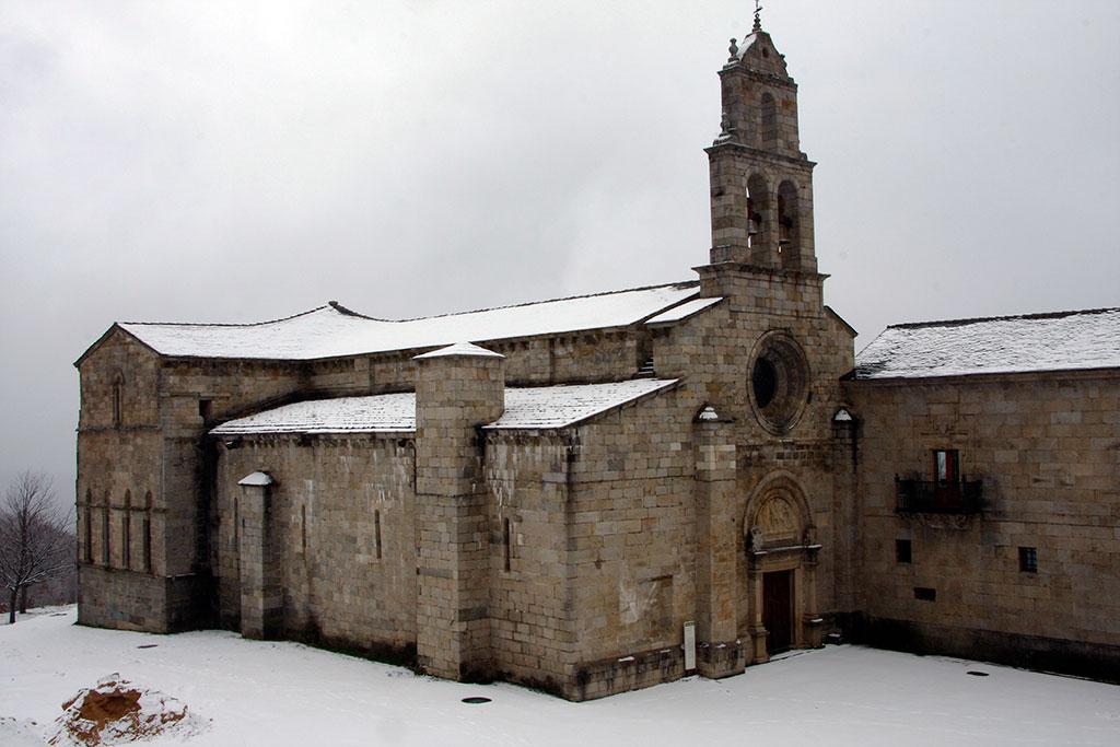 mosteiro de San Martin de Castañeda