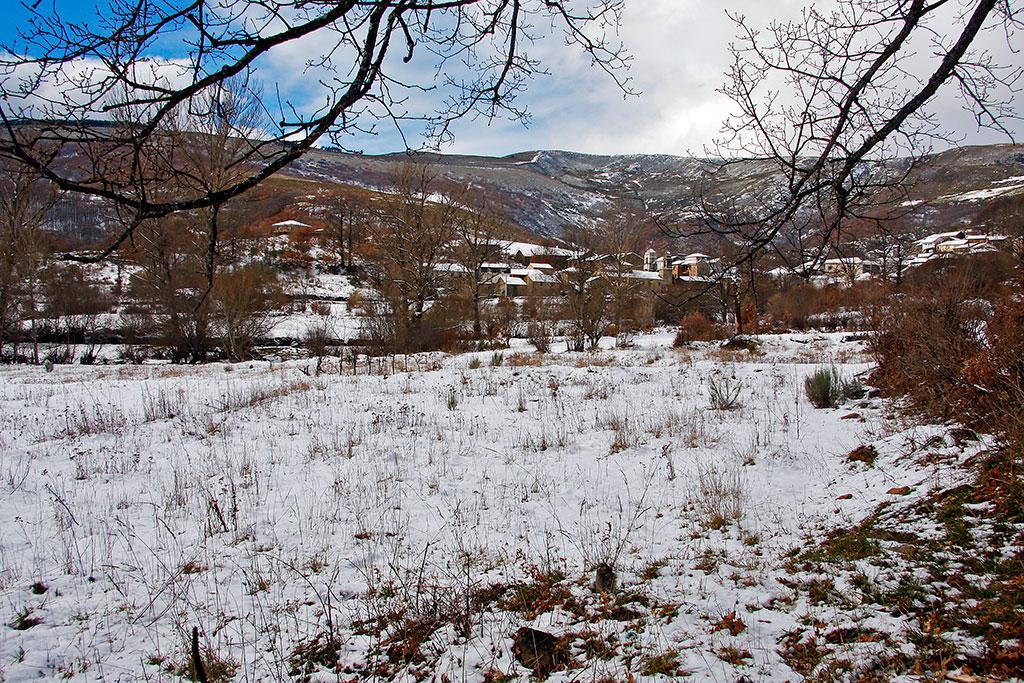 envolvente da aldeia de san-ciprian