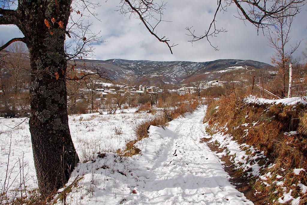 caminho aldeia de san ciprian