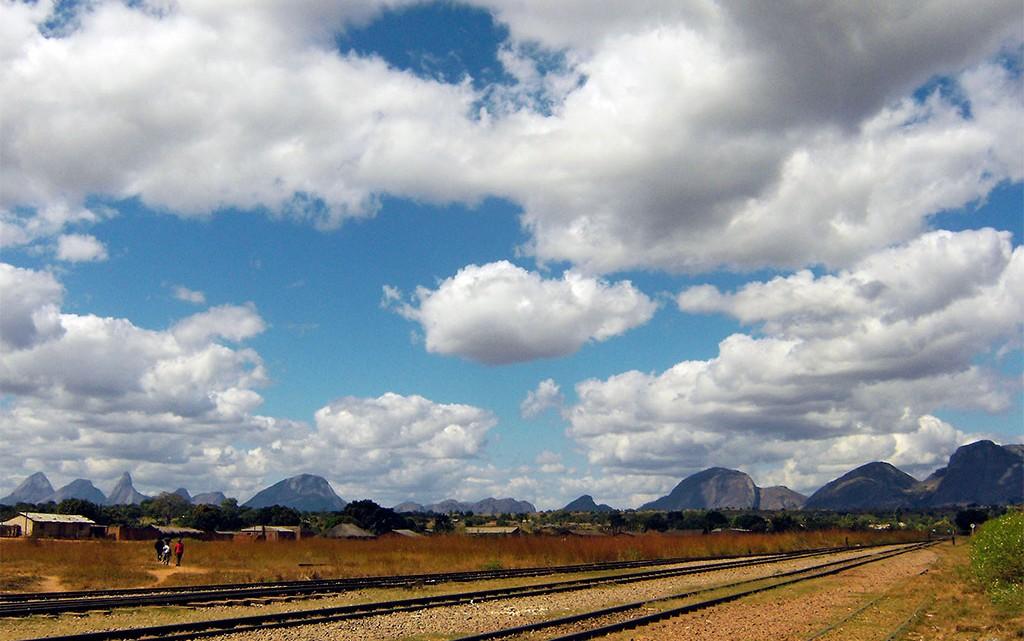 Caminho-de-ferro entre Nampula e Cuamba