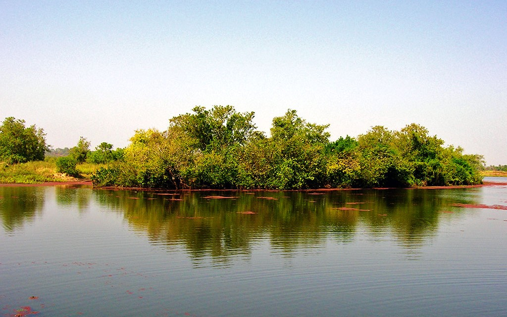 Rio Geba, Bafatá