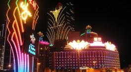 Casino Lisboa em Macau.