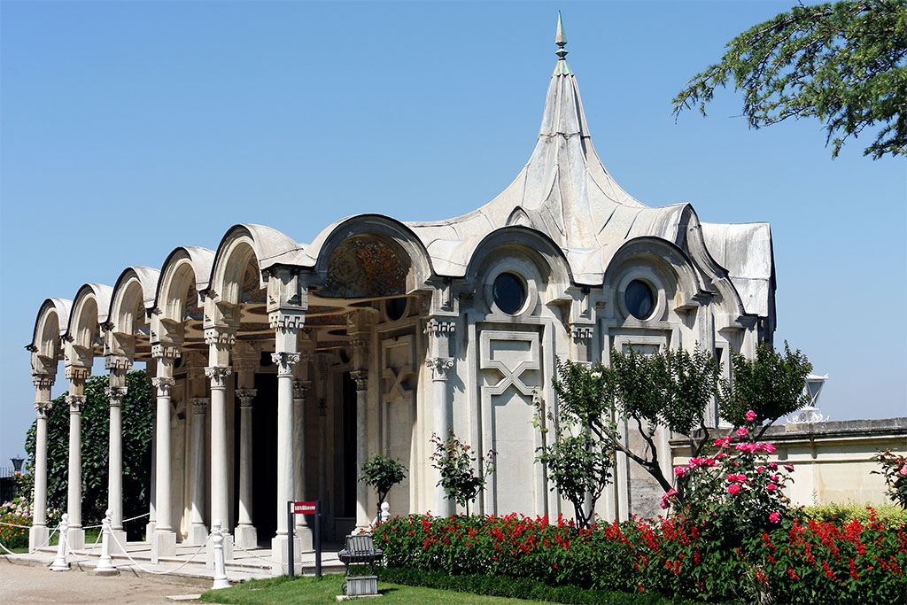 pavilhão Selamlik Yali