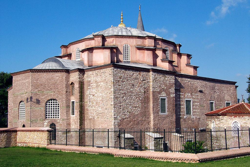 mesquita Kucukayasofya