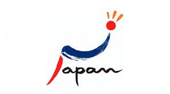 logótipo turismo japão