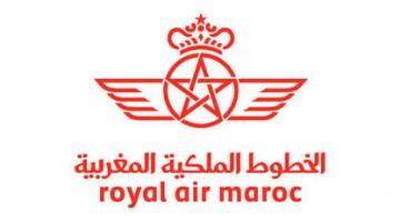 logótipo Royal Air Maroc
