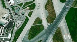 pista principal do aeroporto de Lisboa