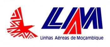 logótipo Linhas Aéreas Moçambique