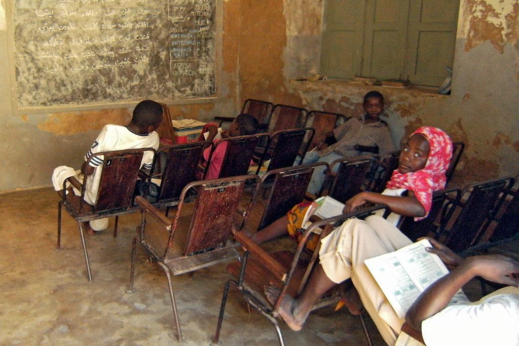 escola mulçumana na ilha de Moçambique