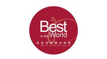 logótipo Gourmand Best World