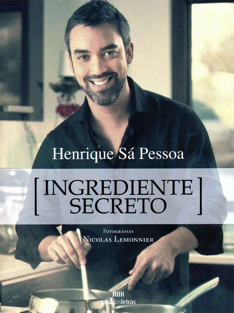 capa do livro ingrediente secreto