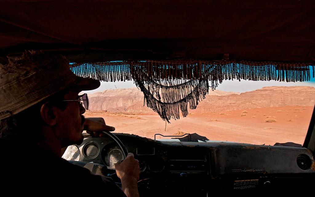 jeep em wadi rum