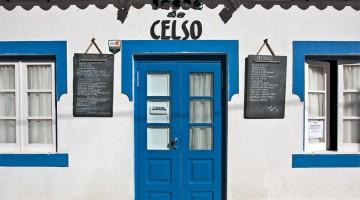 Fachada do Restaurante Tasca do Celso