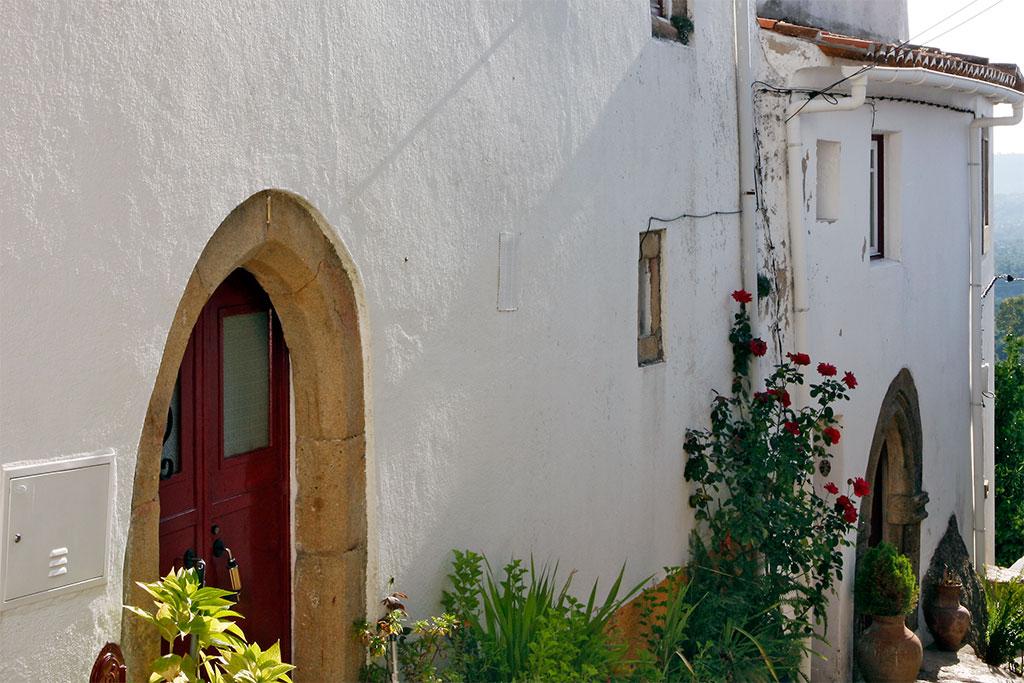 Edifício na judiaria de Castelo de Vide