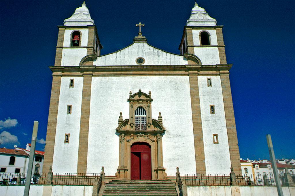 Igreja Matriz de Santa Maria da Devesa