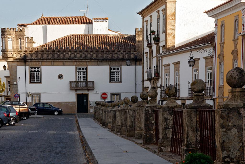 Praça D. Pedro V em Castelo de Vide