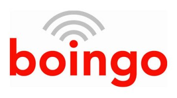logótipo Boingo