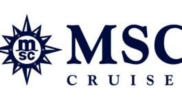 logótipo MSC Cruzeiros