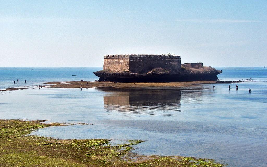 prisão do forte de S. Sebastião