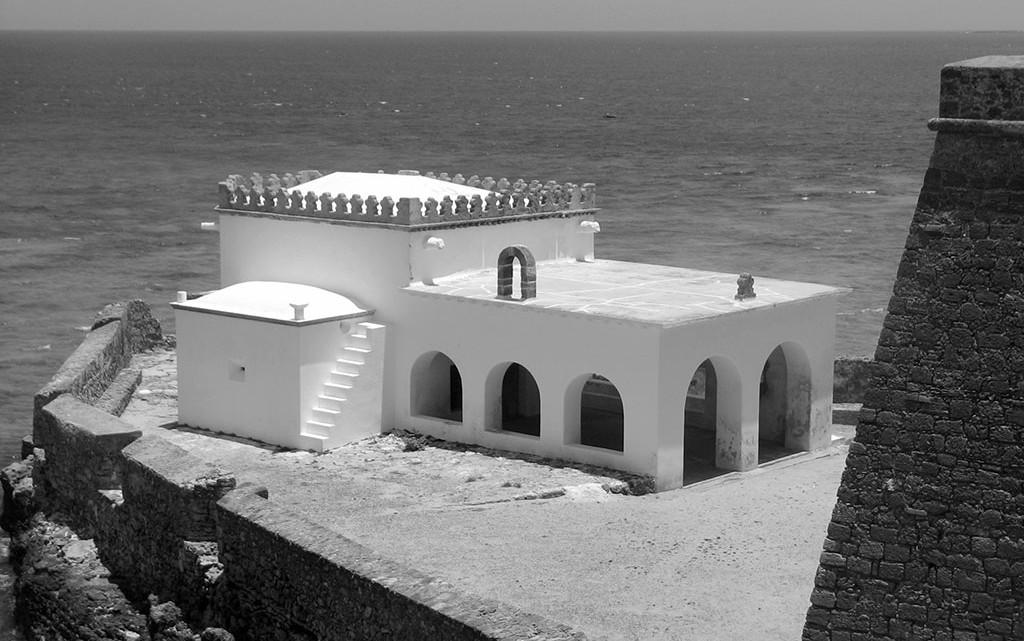 capela do forte de S. Sebastião