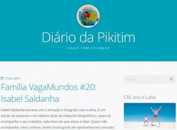 Site Diário da Pikitim