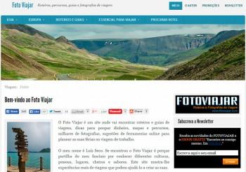 Site Foto Viajar