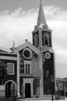 igreja na ilha de Moçambique