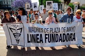 Madres de Mayo em Buenoa Aires
