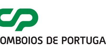 logótipo CP - Comboios de Portugal