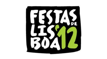 logótipo Festas de Lisboa 2012