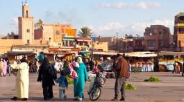 Jemaa El Fnaa