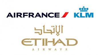 joint-venture Air France KLM e Etihad Airways