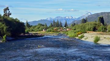 El Bolsón e os Andes