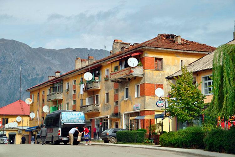 casas em Bajram Curri, Albânia