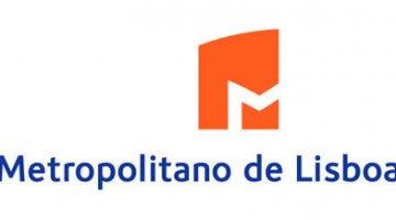 logótipo Metropolitano de Lisboa