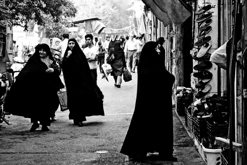 compras no mercado árabe