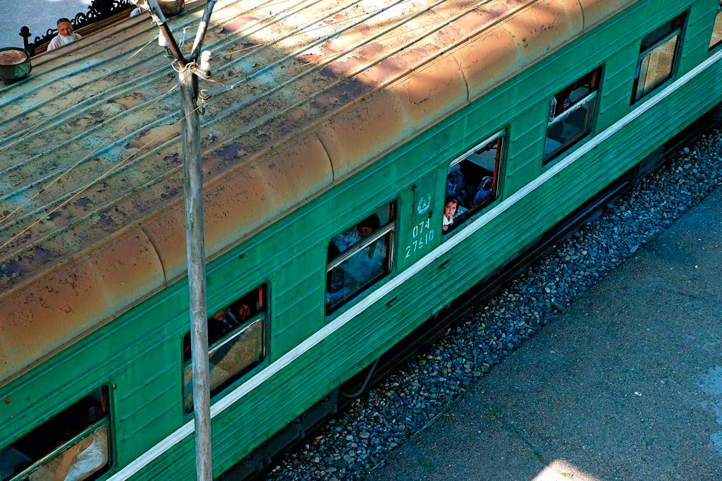 comboio verde
