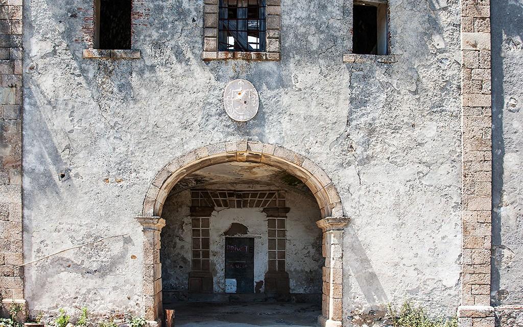 Convento N. Sra Desterro em ruinas