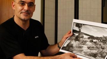 Nuno Lobito com fotografia