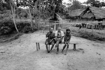 Nuno Lobito na Amazónia