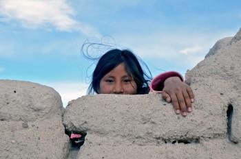 Aldeia no Salar de Uyuni