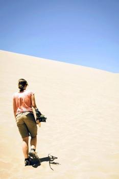 Valle de la Muerte no Atacama