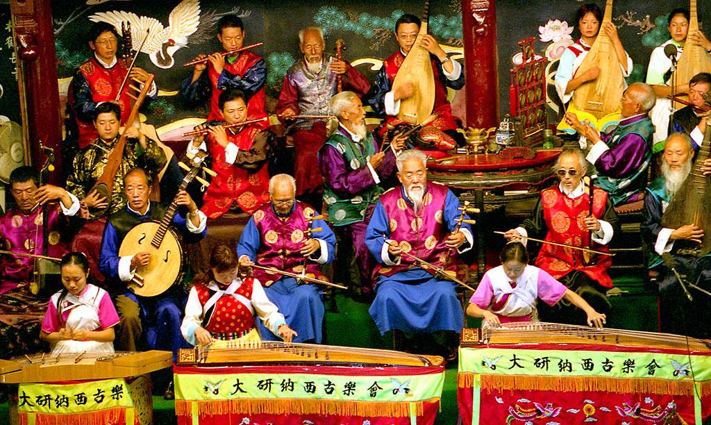 Orquestra de Lijiang