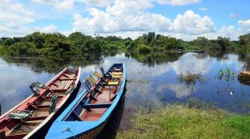 Pirogas nas pampas, Rurrenabaque