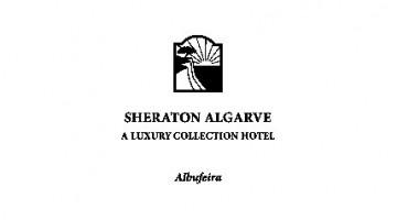 logótipo Sheraton Algarve